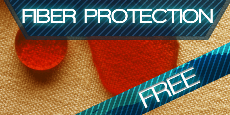 Free Fiber Protection for All Cleaning